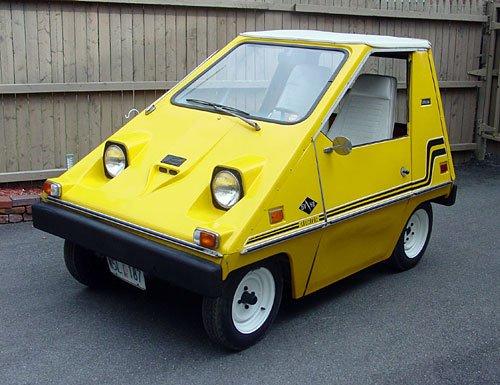 Самые некрасивые автомобили мира