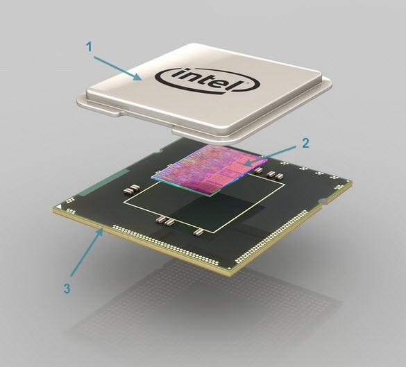 купить процессор интел
