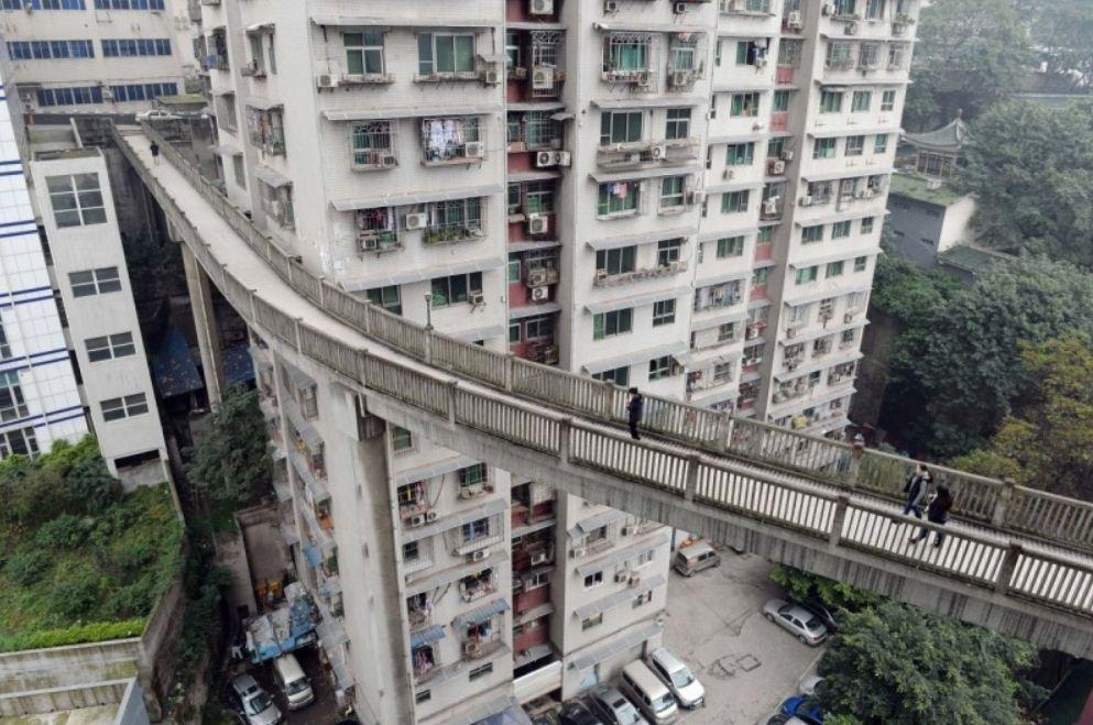 необычные мосты мира