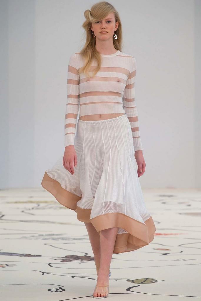 какие юбки в моде весной 2016