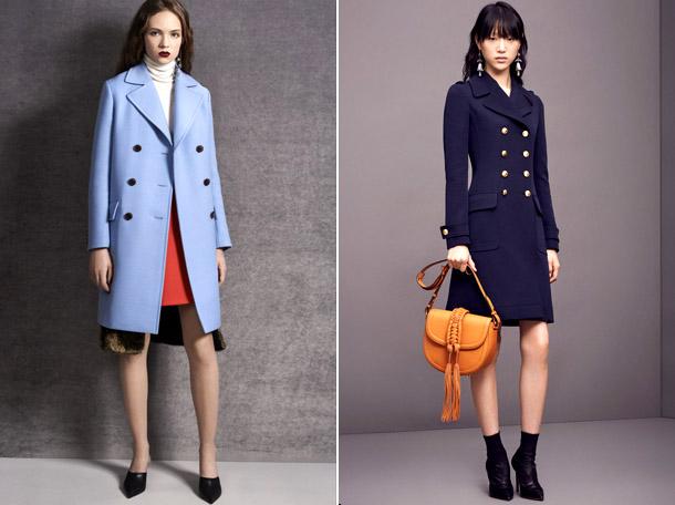 женские пальто осень зима 2015 2016
