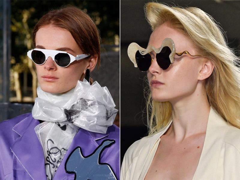 солнцезащитные очки мода 2016 фото женские