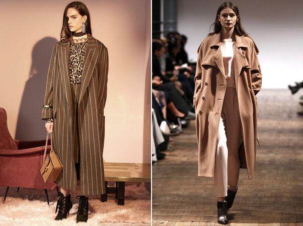 модные женские пальто осень зима 2015   2016