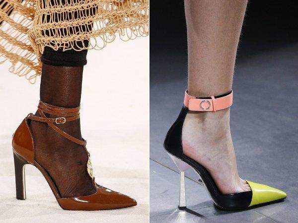 какие модные туфли в году