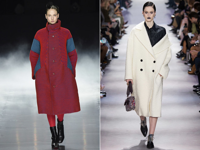 Зимнее пальто с мехом 2017 для женщин. Тенденции и тренды