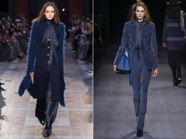 Какой цвет одежды модный в 2017 году