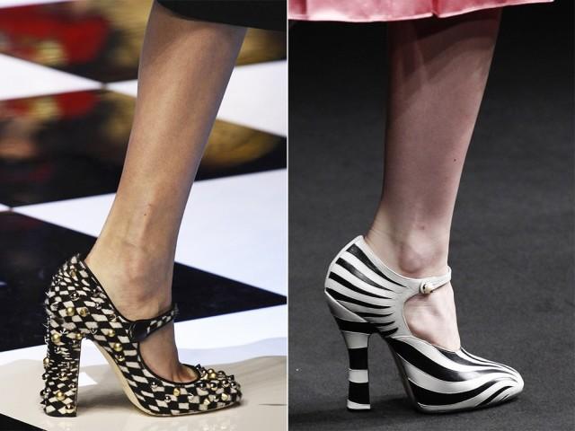 какие туфли сейчас модные фото