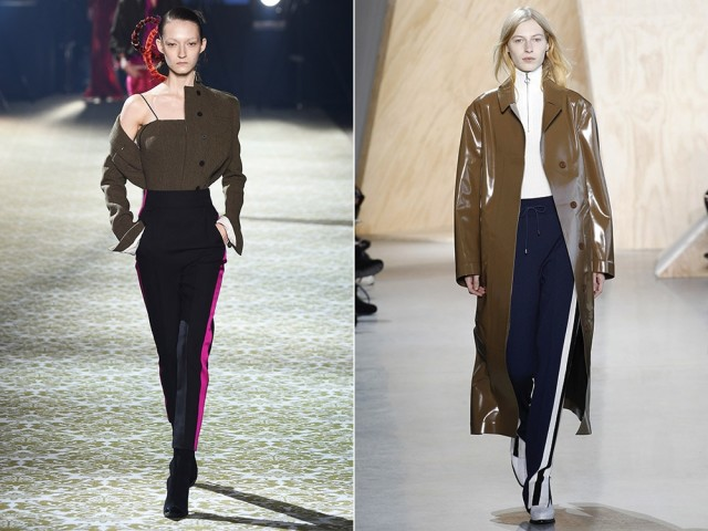 модные тенденции женские брюки