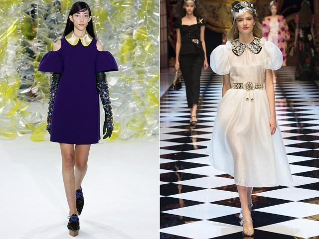 модели модных летних платьев