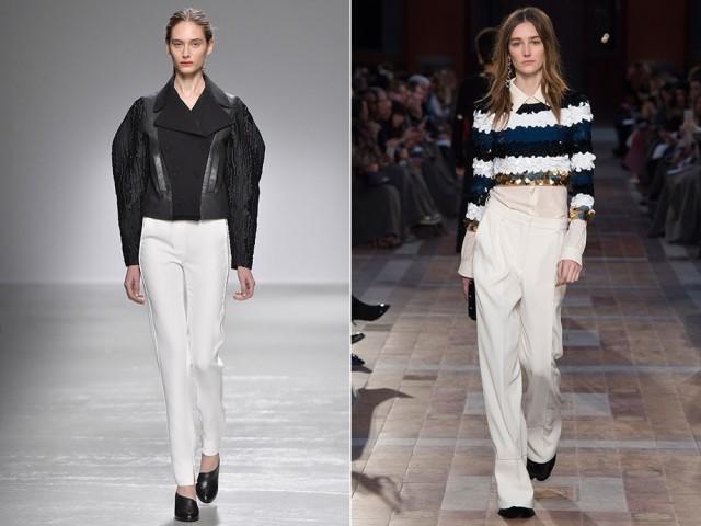 Брюки 2016 2017 года модные тенденции