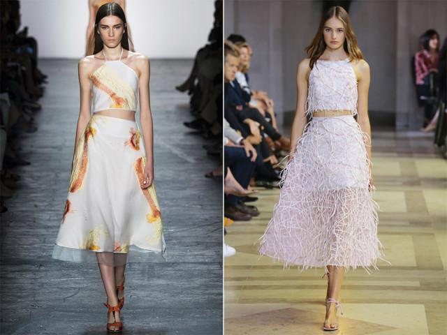 юбки модные тенденции, юбка 2016 модные тенденции