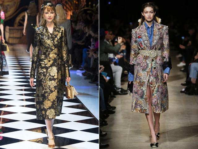 модные тенденции пальто 2016