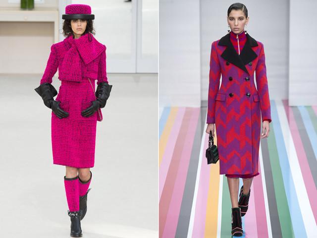 Модные тенденции пальто осень зима 2016 2017