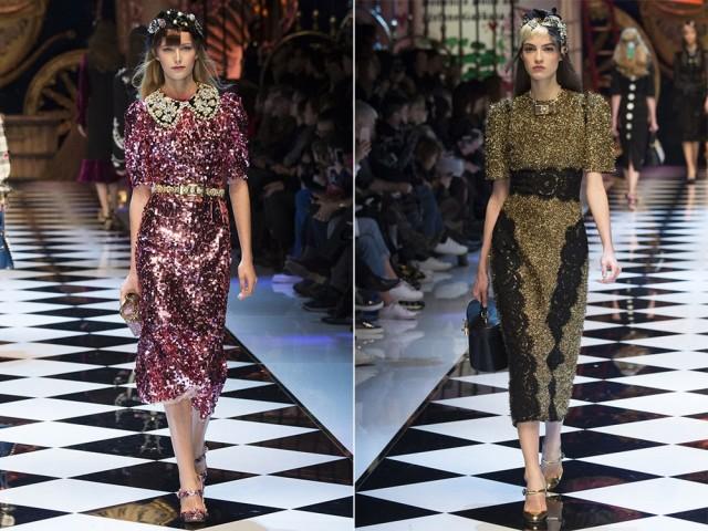 какой цвет платья модный