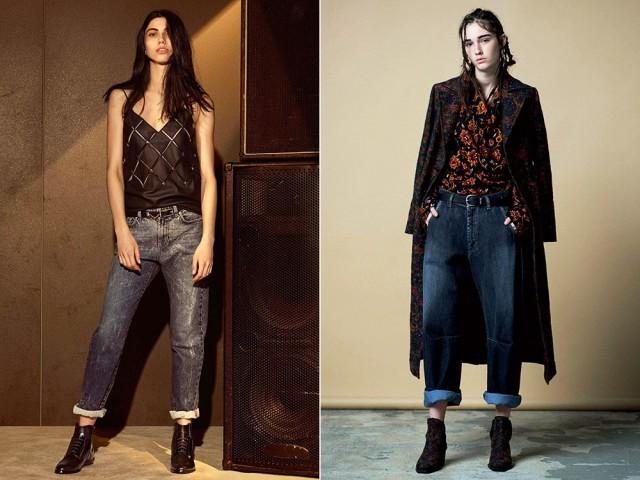 Какие джинсы модные для женщин