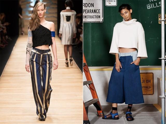 фото модных джинсов 2016