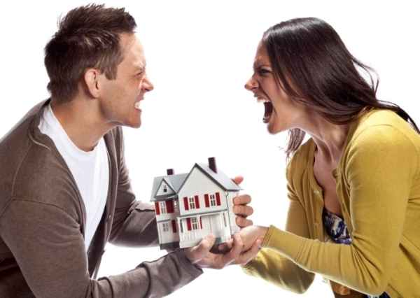 Кредиты после развода