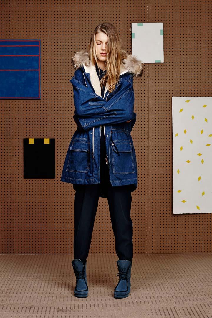 Фото модных женских курток осень зима 2017