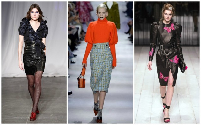 Модные тенденции в одежде осень 2016