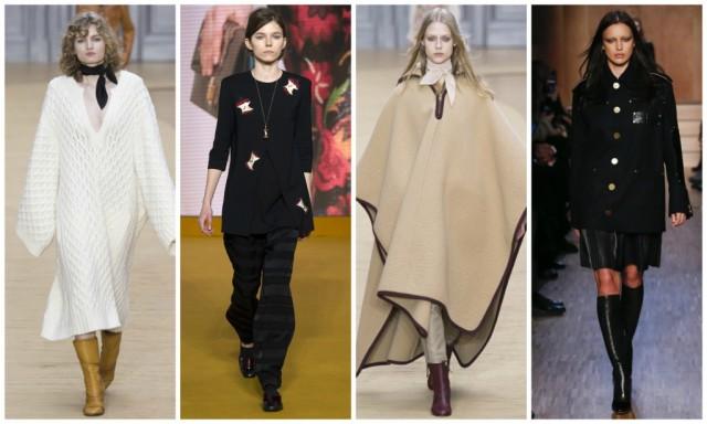 модные тенденции верхняя одежда