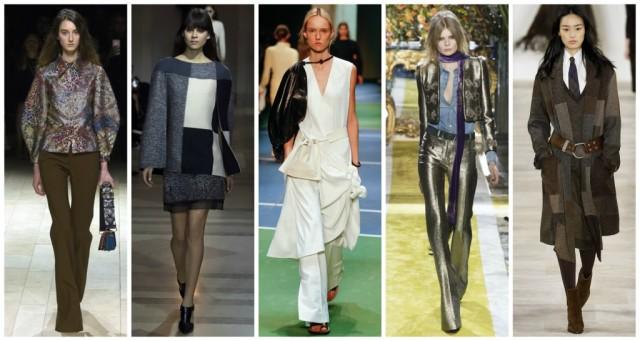 Верхняя одежда модные тенденции осени 2016