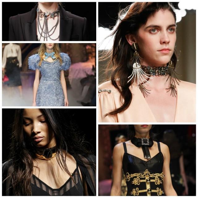 Аксессуары осени 2016 года модные тенденции.