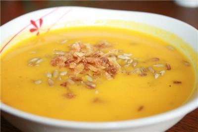 тыквенный крем суп рецепт с фото