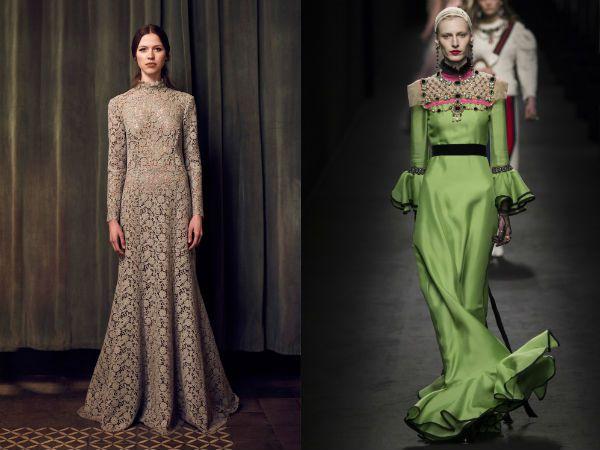Платье Годе фото мода 2016 2017