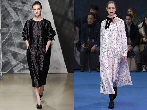 Платья свободного кроя фото мода 2016 2017