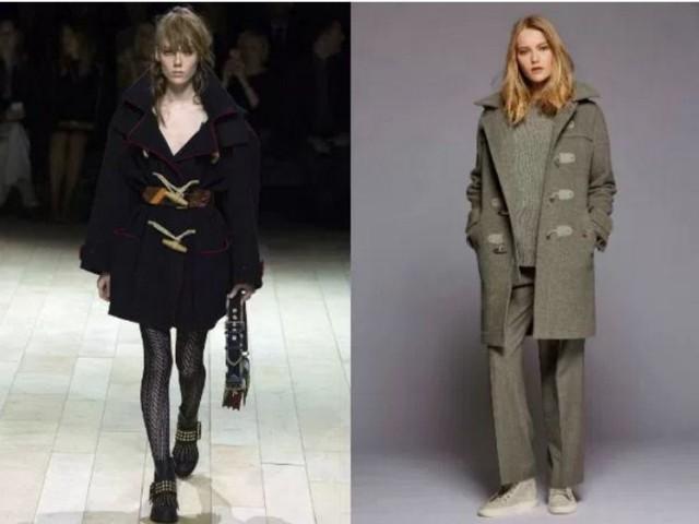 пальто дафлкот +с капюшоном