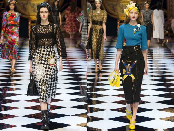 2016 года модные тенденции