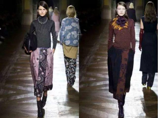 модные кофты осень зима