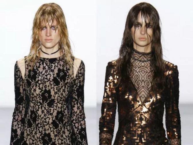 стрижка волос 2017 модные тенденции фото