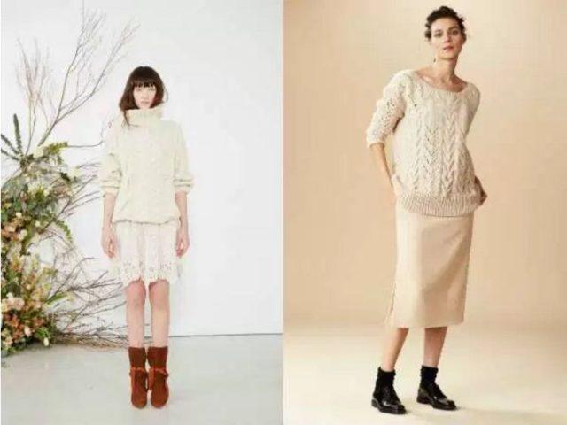 модные свитера фото