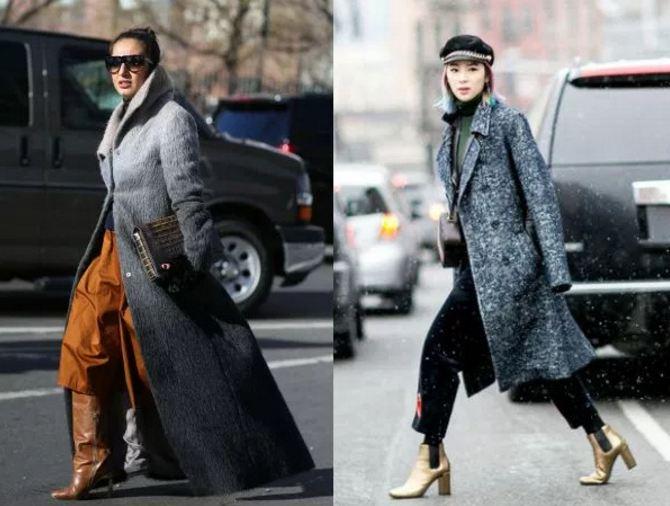 модные цвета в одежде 2017