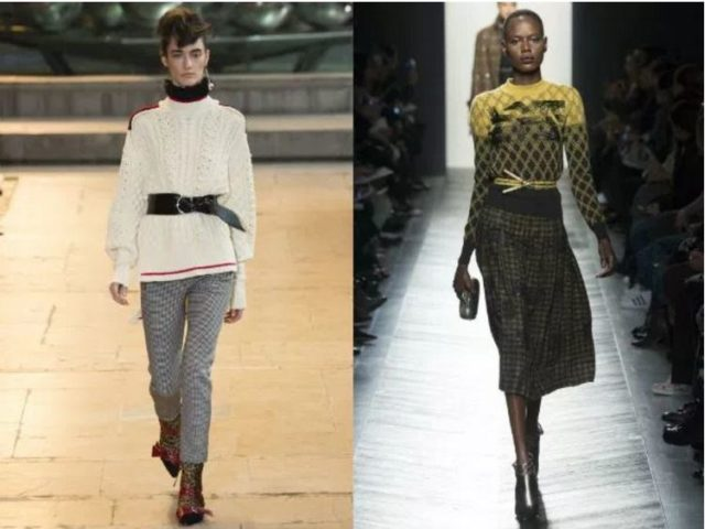 модный свитер 2017 купить