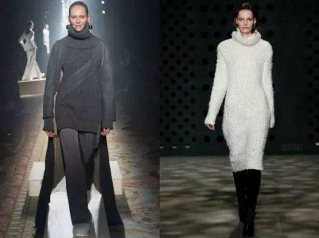 модные свитера осень зима женские фото