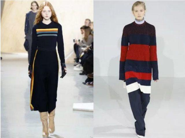 модные зимние свитера
