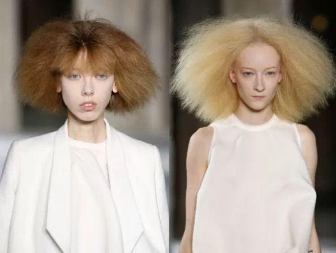 стрижки волнистые волосы