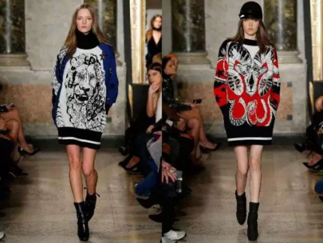 свитера мода 2017 женские фото