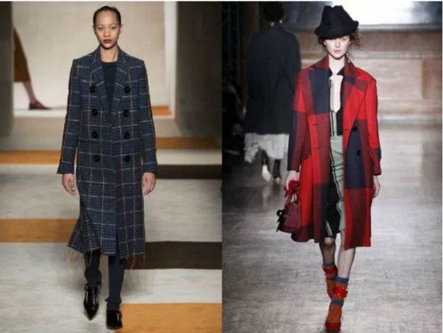 модные стильные пальто
