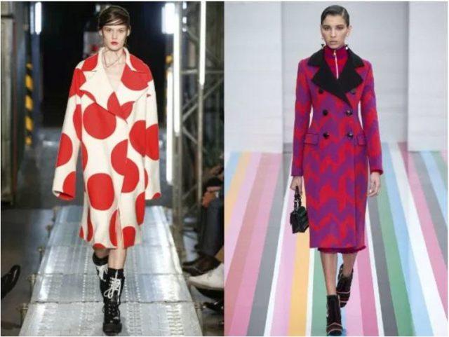 модные пальто интернете
