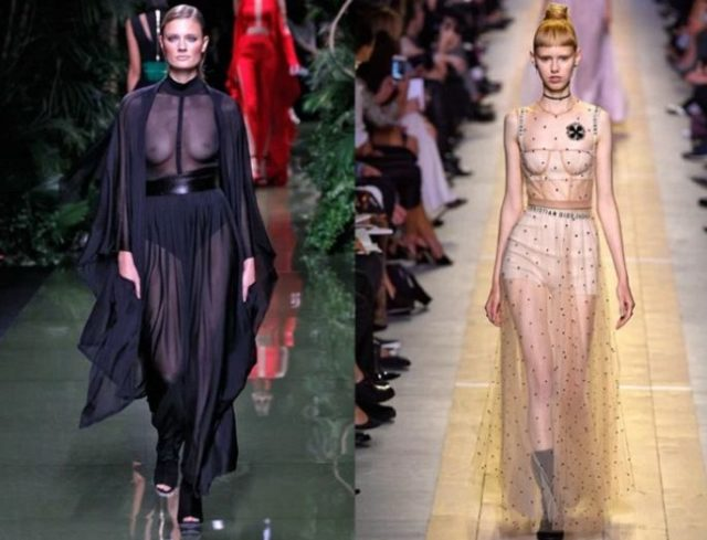 женская мода весна лето 2017 тенденции фото