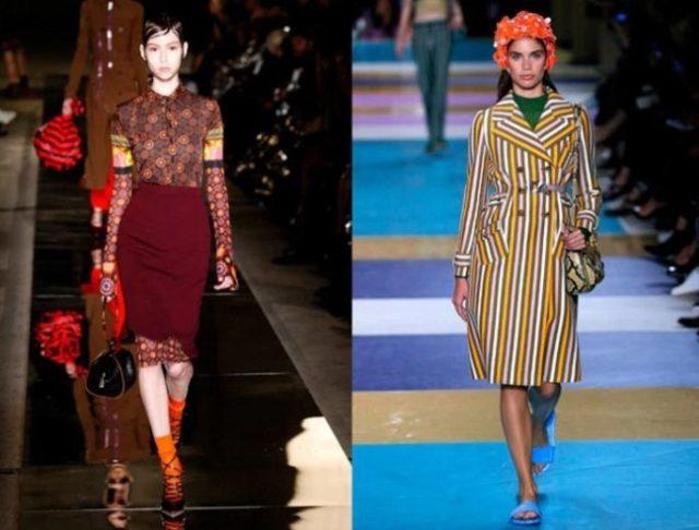 лето мода 2017 тенденции фото
