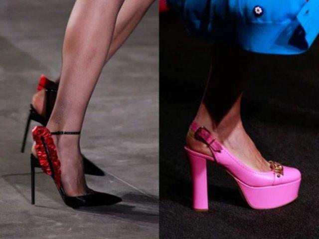 модная обувь весна 2017 фото женская