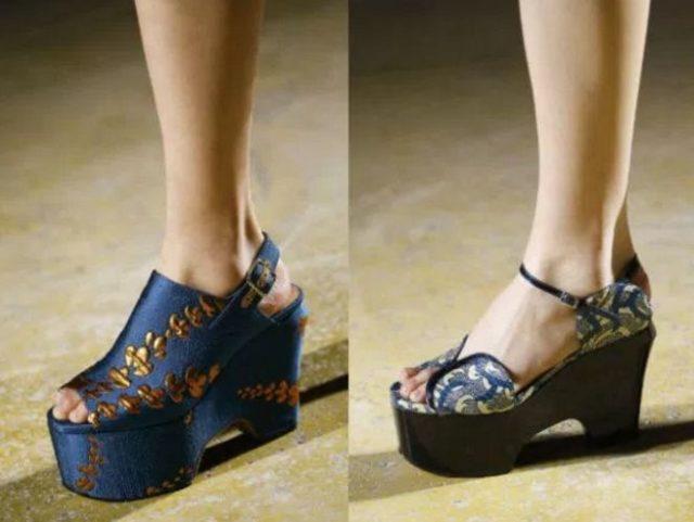 обувь женская весна лето фото