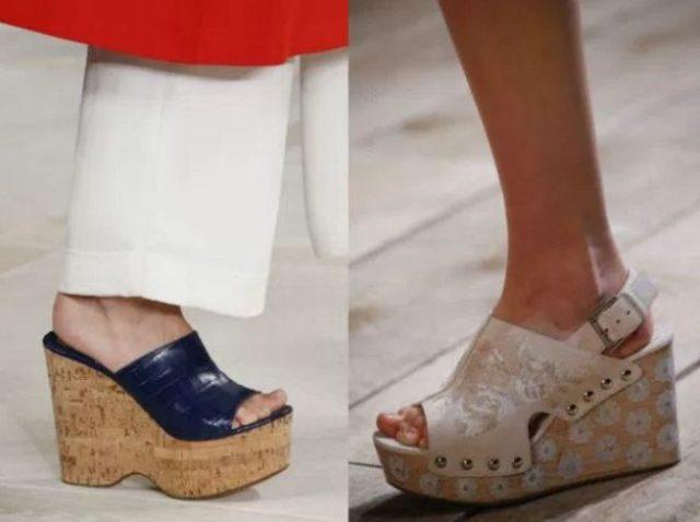 женская весенняя обувь фото