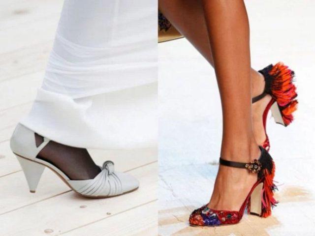 обувь весна 2017