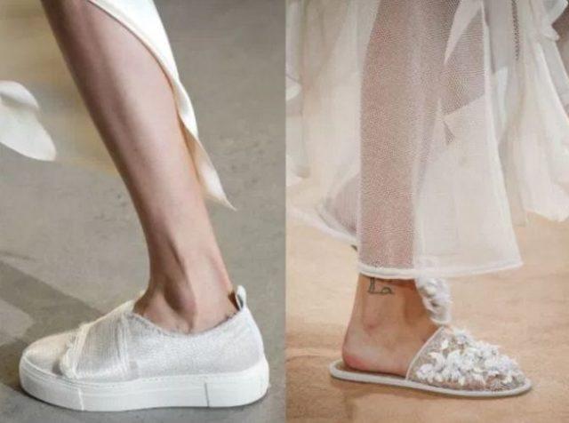 модные тенденции женской обуви 2017