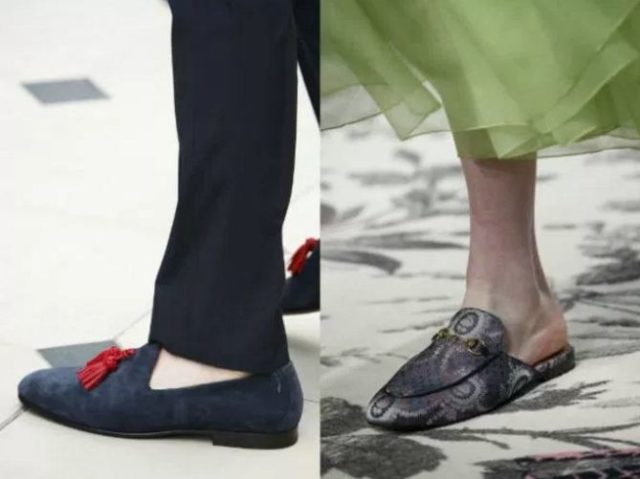 обувь 2018 года модные тенденции фото